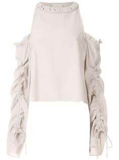 Framed блузка Athena с длинными рукавами