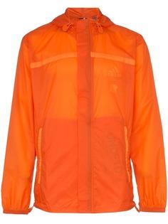 Adidas куртка на молнии с капюшоном из коллаборации с Undefeated