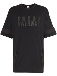 Nike футболка оверсайз из коллаборации с Undercover