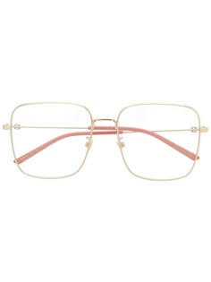 Gucci Eyewear очки в квадратной оправе
