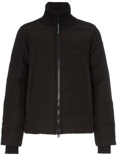 Canada Goose куртка-пуховик Woolford