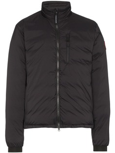 Canada Goose стеганая куртка Lodge