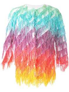Ava Adore куртка с бахромой
