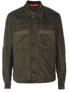 Komakino вельветовая куртка-рубашка