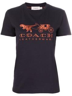 Coach футболка Rexy Carriage