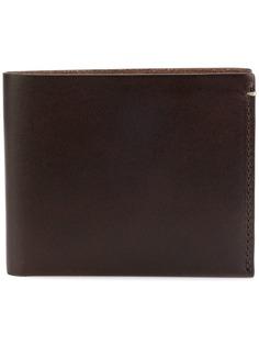 Troubadour классический бумажник