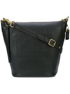 Coach сумка-ведро зернистой фактуры