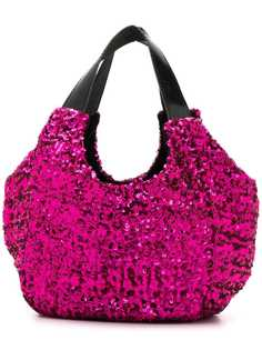 Comme Des Garçons Pre-Owned сумка с отделкой пайетками