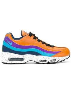 Nike кроссовки на шнуровке Air Max 95