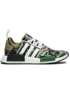 Adidas кроссовки NMD_R1 Bape