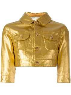 Comme Des Garçons Pre-Owned укороченная куртка