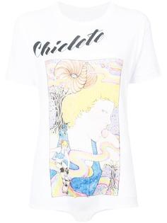 Neith Nyer футболка-боди Chicete