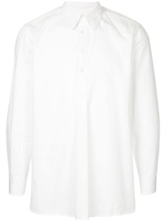 Kent & Curwen рубашка на пуговицах