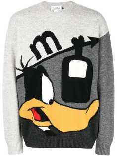 JC de Castelbajac Pre-Owned свитер с принтом