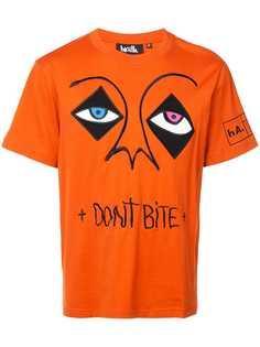 Haculla футболка с принтом Dont bite