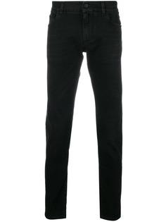 Dolce & Gabbana классические джинсы скинни