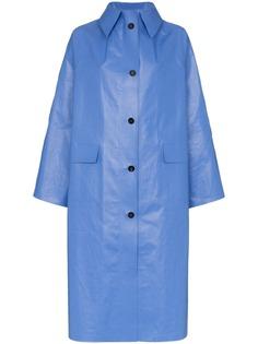 Kassl пальто на пуговицах с длинными рукавами