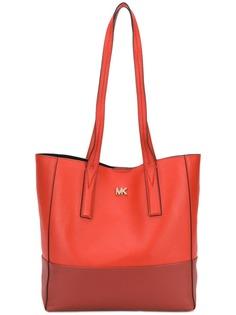 Michael Michael Kors сумка-тоут с открытым верхом