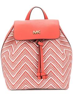 Michael Michael Kors рюкзак плетеного дизайна