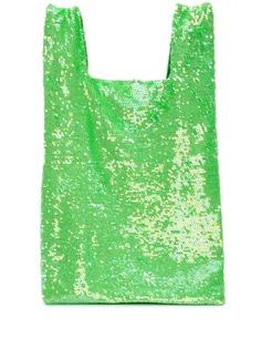 Ashish сумка-тоут мешковатого кроя с пайетками