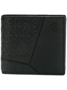 Loewe бумажник с тиснением логотипов