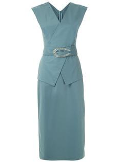 Framed платье миди