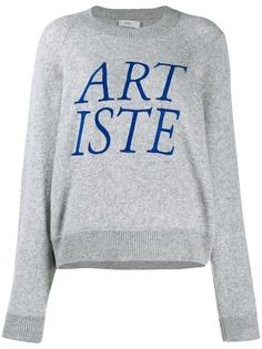 Closed свитер с вышивкой Artiste
