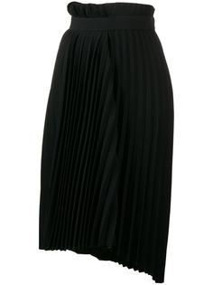 Balenciaga плиссированная юбка Fancy