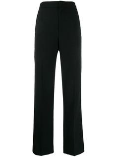 Balenciaga брюки прямого кроя