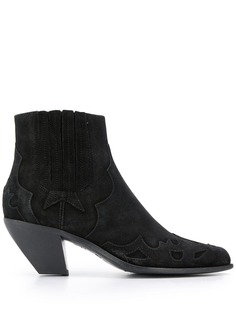 Golden Goose western style boots