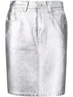 MSGM high waisted skirt