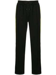 Kenzo спортивные брюки с лампасами
