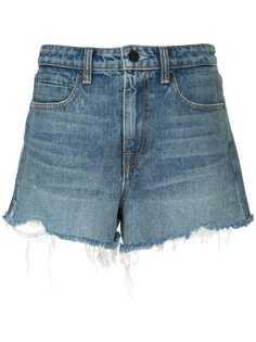 Alexander Wang джинсовые шорты