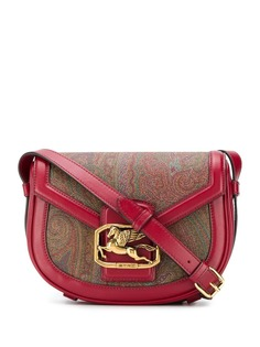 Etro paisley print cross body bag