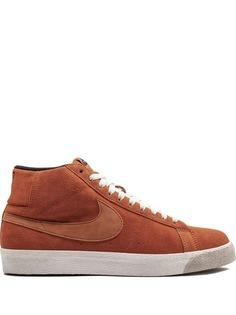 Nike высокие кеды Blazer Premium SB