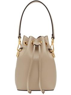 Fendi маленькая сумка с завязкой на шнурке