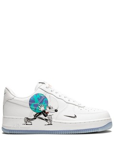 Nike кроссовки Air Force 1 Flyleather QS