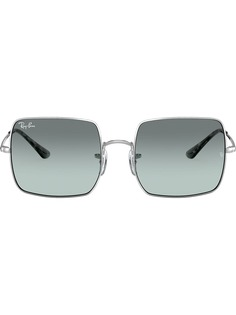 Ray-Ban солнцезащитные очки RB1971 в квадратной оправе