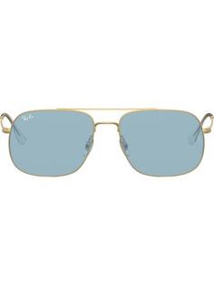 Ray-Ban солнцезащитные очки Andrea в квадратной оправе