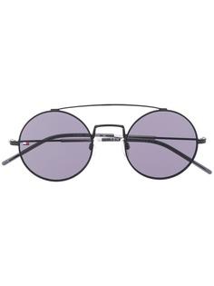 Tommy Hilfiger солнцезащитные очки в круглой оправе
