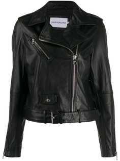 Calvin Klein Jeans байкерская куртка на молнии