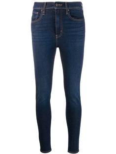 Levis джинсы скинни с завышенной талией