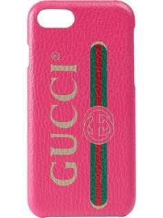 Gucci чехол для iPhone 8