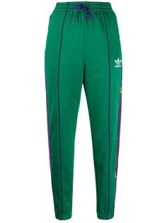 Adidas спортивные брюки с лампасами