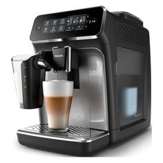 Кофемашина PHILIPS EP3246/70, черный/серебристый