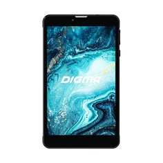 "Планшет Digma Plane 7594 3G SC7731E 4C/2Gb/16Gb 7"" IPS 1024x600/3G/And9.0/черный/BT/GPS/2Mpix/0.3Mpi"
