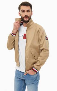Куртка MW0MW10072 053 dark dune Tommy Hilfiger