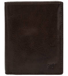 Портмоне 81438 020 brown Braun Büffel