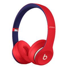 Наушники Bluetooth Beats Solo3 Wireless Club Red (MV8T2EE/A)