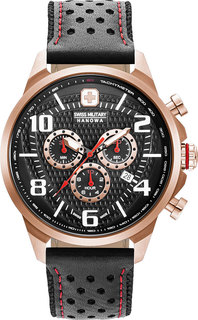 Швейцарские мужские часы в коллекции Avio Мужские часы Swiss Military Hanowa 06-4328.09.007